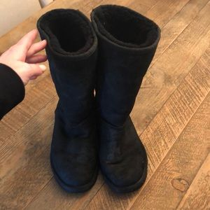 Uggs Classic Short Women's boots - black size 6
